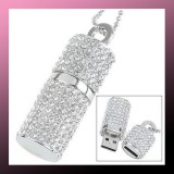 4GB Cylindrical Creative USB Flash Drive